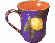 Blue Lemon Mug
