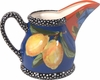 Blue Lemon/Pointed Pitcher