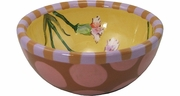 Carnation Cereal Bowl