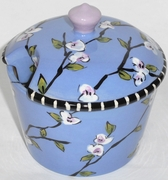 Cherry Blossom/ Large Sugar Bowl
