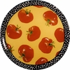 Chili Pepper/Tomato Medium Platter