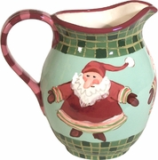 Christmas Gnome - Big Pitcher