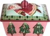 Christmas Gnome - Butter Dish