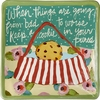 Cookie Square Plate