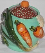 Crudites Condiment Jar