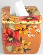Fiesta Tissue Holder
