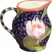 Fish Lily Large Creamer