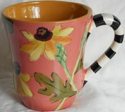 Flower Patch Mug/ Black Eyed Susan
