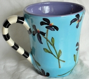 Flower Patch/ Violet Mug (Second Quality)