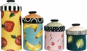 Fruit Canisters on SALE!