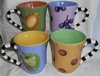 Fruit Compote Mugs