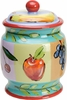 Fruit Squared Cookie Jar