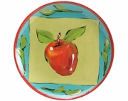 Fruit Squared Salad Plate/Apple