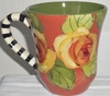 Golden Yellow Rose Mug