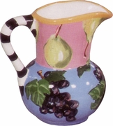 Grape/Pear Jug