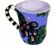 Grape/Pear Mug