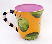 Green Apple Mug