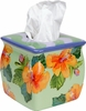 Hibiscus Tissue Holder