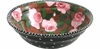 Indian Roses Large Mixing Bowl