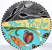 Mom's Kitchen/Unrimmed Dinner Plate