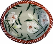 Lily Medium Oval Bowl