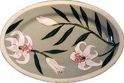 Lily Small Oval Platter