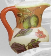 Lime/Flower Jug