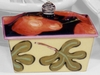 Pear Fig Butter Dish or Candy Box