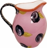 Plum Stock Big Pitcher
