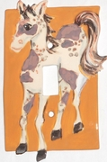Pony Light Switch Cover