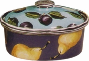 Priscilla Medium Oval Casserole
