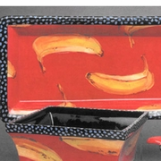 Red Banana Small Tray