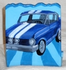 Ride in Style Business Card Holder