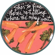 Song Plate/Carrot