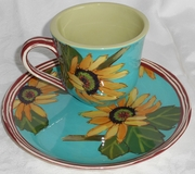 Spring Fling/Tea and Biscuit Set