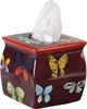 Stevie's Butterfly Tissue Holder