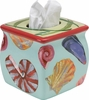 Summer Shells Tissue Holder