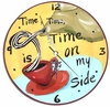 """Time"" Clock"
