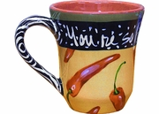"""You're so hot"" Mug"