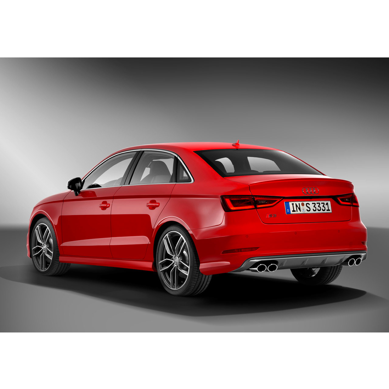 audi s3 8v rear bumper conversion kit. Black Bedroom Furniture Sets. Home Design Ideas