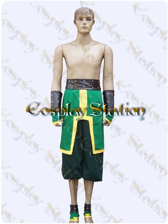 "Avatar The Last Airbender Avatar Roku Cosplay Costume_<font color=""red"">New Arrival!</font>"