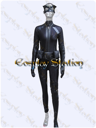 Batman Catwoman Custom Made Cosplay Costume: High Quality!