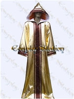 Battlestar Galactica Cylon Civilian Robe Custom Made Cosplay Costume