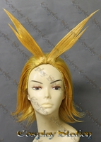 Boku no Hero Academia All Might Custom Made Cosplay Wig