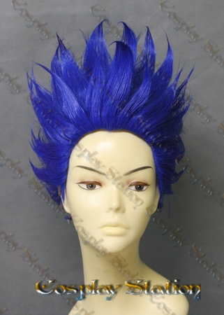 Boku no Hero Academia Hitoshi Shinsou Custom Made Cosplay Wig