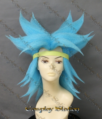 Broly Custom Made Cosplay Wig