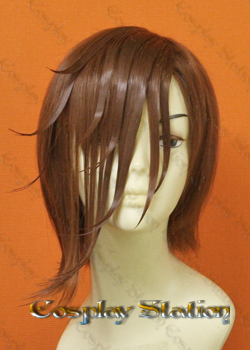 Captain Harlock Custom Made Cosplay Wig