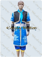 Dead Or Alive Cosplay Elliot Cosplay Costume