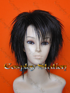 Death Note L Lawliet / Ryuuzaki Cosplay Wig