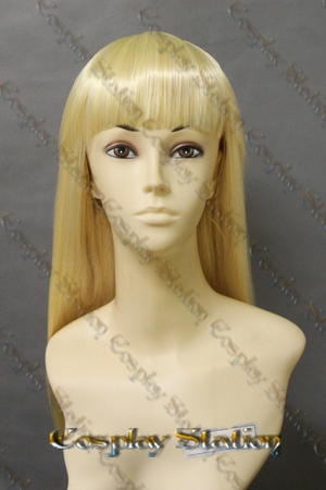 Digimon Rosemon Custom Made Cosplay Wig